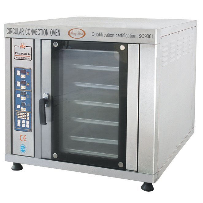 Hot Blast Circulation Electric Oven RCO-5A