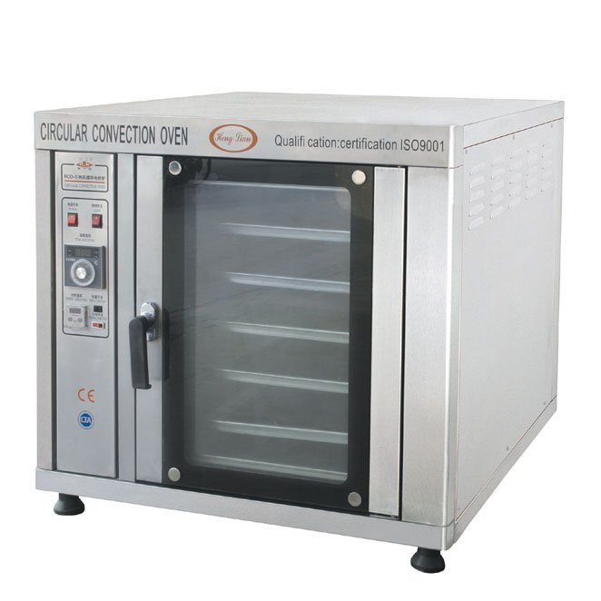 Hot Blast Circulation Electric Oven RCO-5