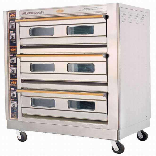 Electric Oven PL-6/SL-9/GL-6A