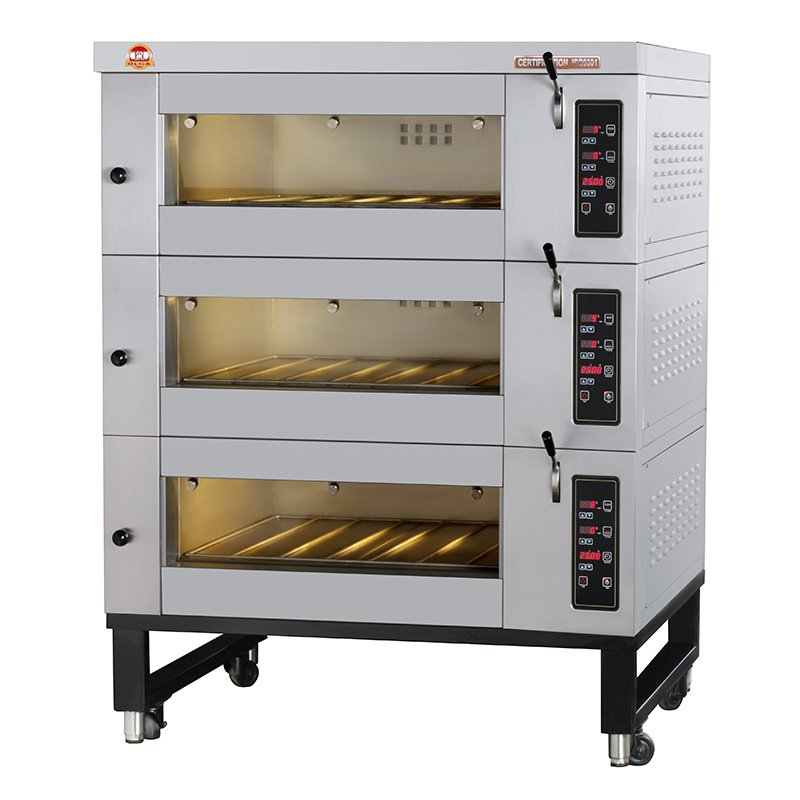Electric oven Series - EO3x2-T