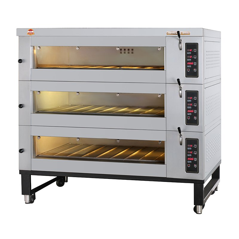 Electric oven Series - EO3x3-T