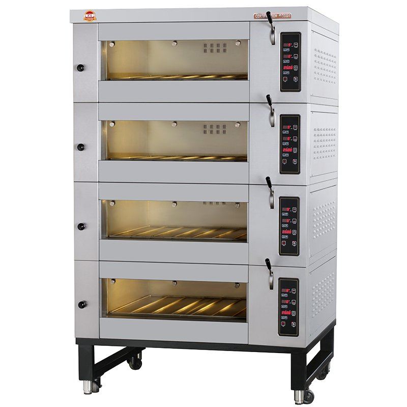 Electric oven Series - EO4x2-T