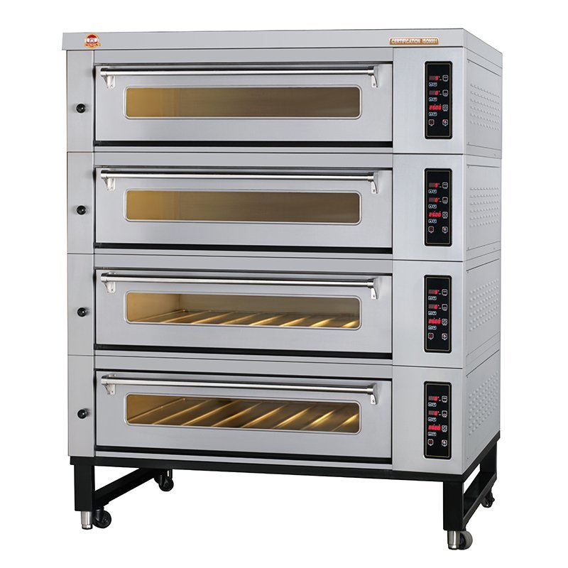Electric oven Series - EO4x4