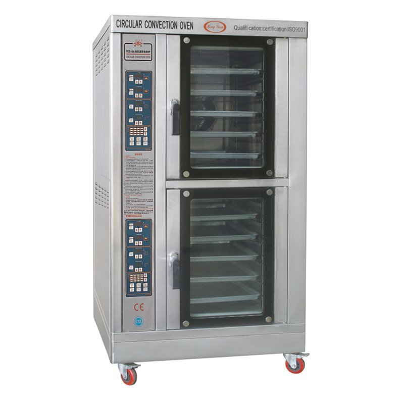 Hot Blast Circulation Electric Oven RCO-10/10A