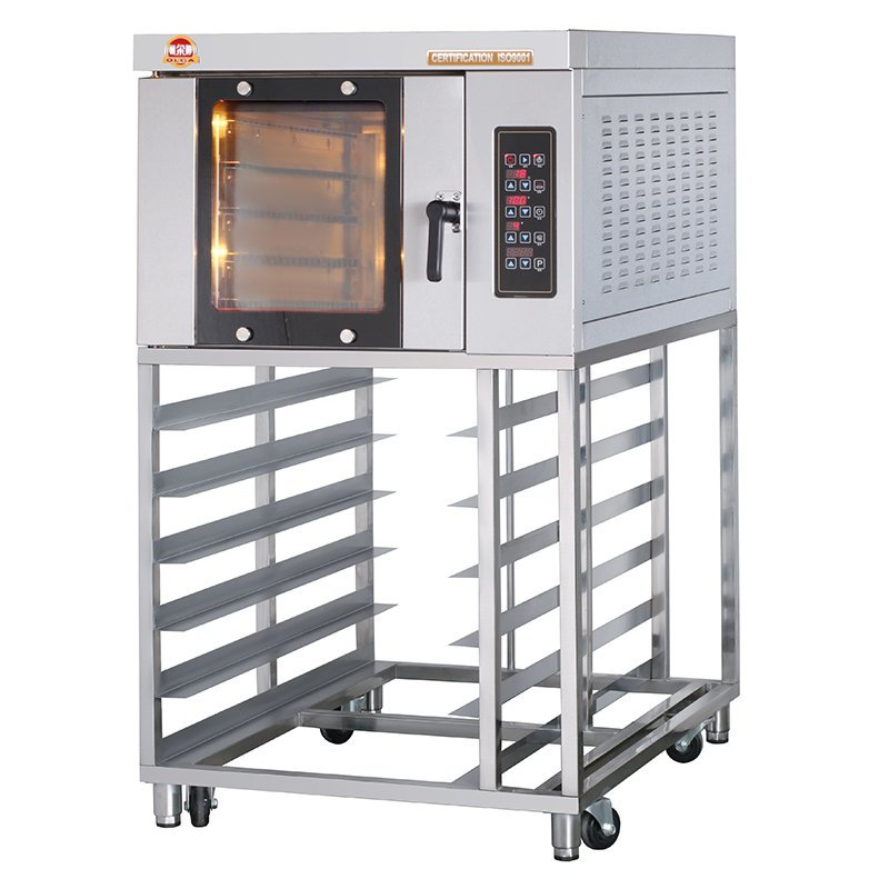 Combined Electric Oven - RO4+12