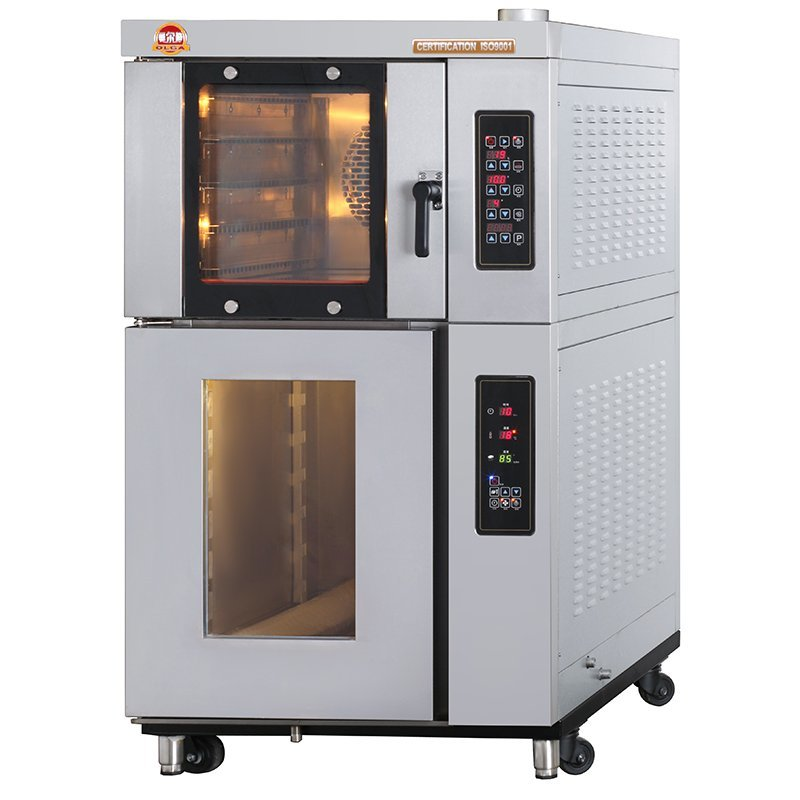 Combined Electric Oven - RO4+SP7